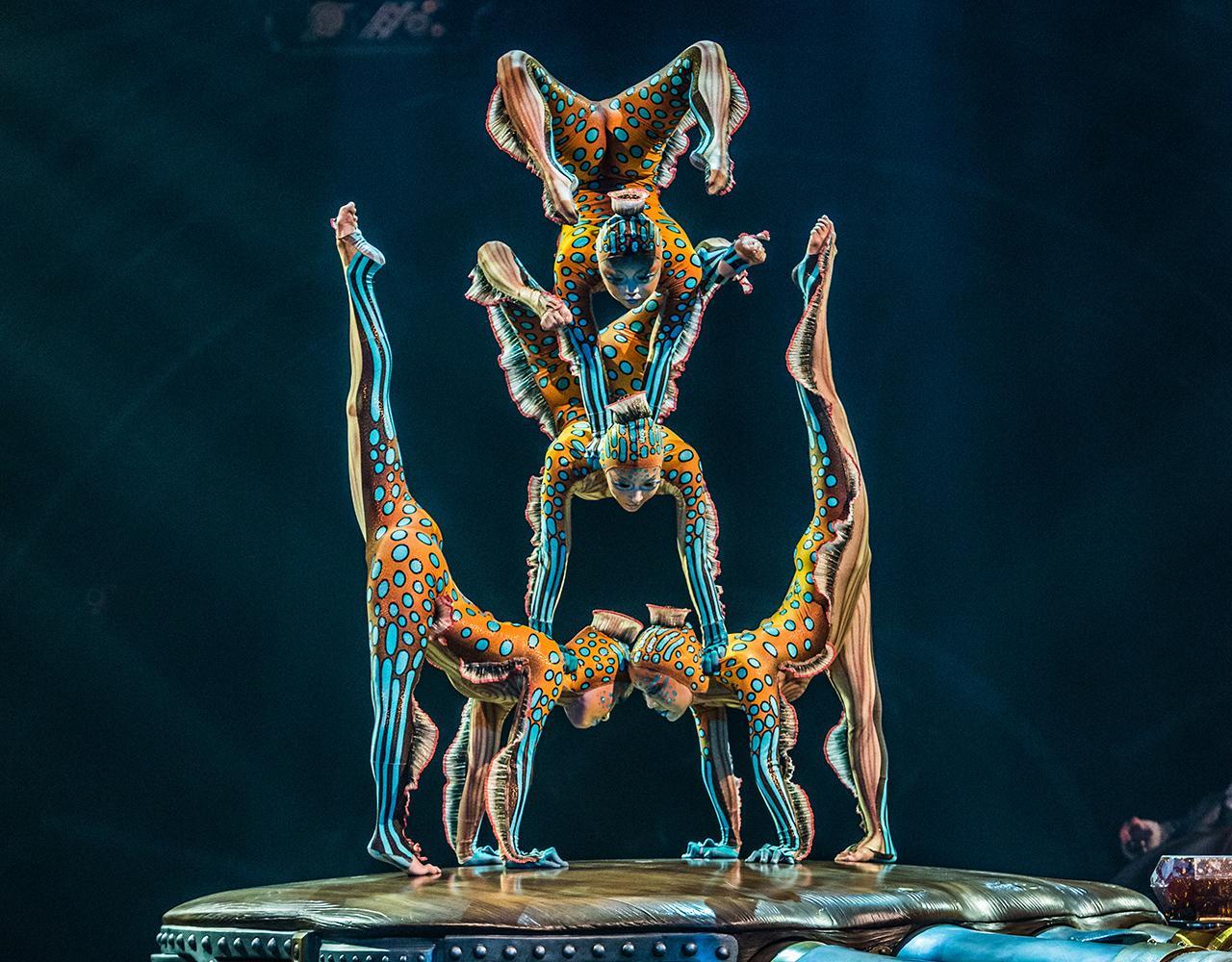 KURIOS presented by Cirque Du Soleil