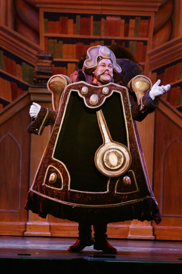 Beauty And The Beast Cogsworth Costume